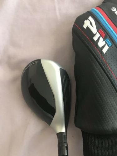 HYBRID LOFT FLEX RIGHT HANDED 2018 W/Headcover.