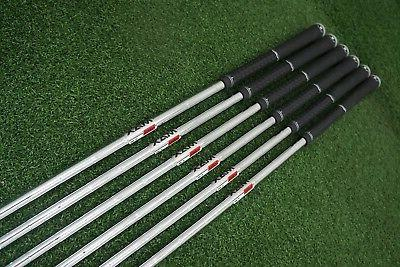 NEW TAYLORMADE M4 STEEL IRON SET IRONS 0704903