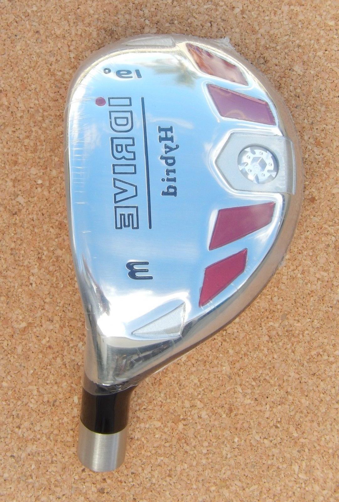 New Men's Hybrid Golf Clubs + to U