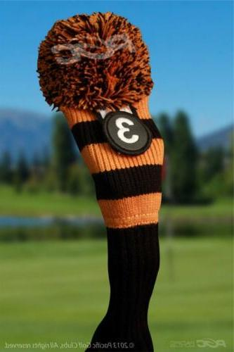 New 3 4 5 6 8 9 KNIT Rescue headcover Head cover