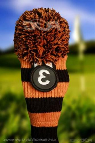New 4 7 8 9 Hybrid Rescue headcover cover SET