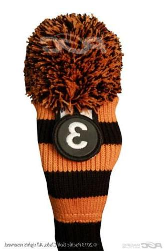 New 4 8 Rescue headcover cover SET