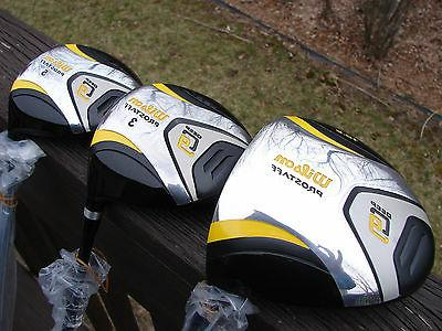 NEW WILSON GOLF CLUBS SET W/ DRIVER FAIRWAYS RH