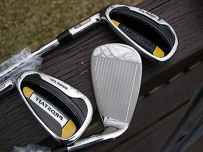 NEW WILSON GOLF SET W/ DRIVER HYBRIDS IRONS RH