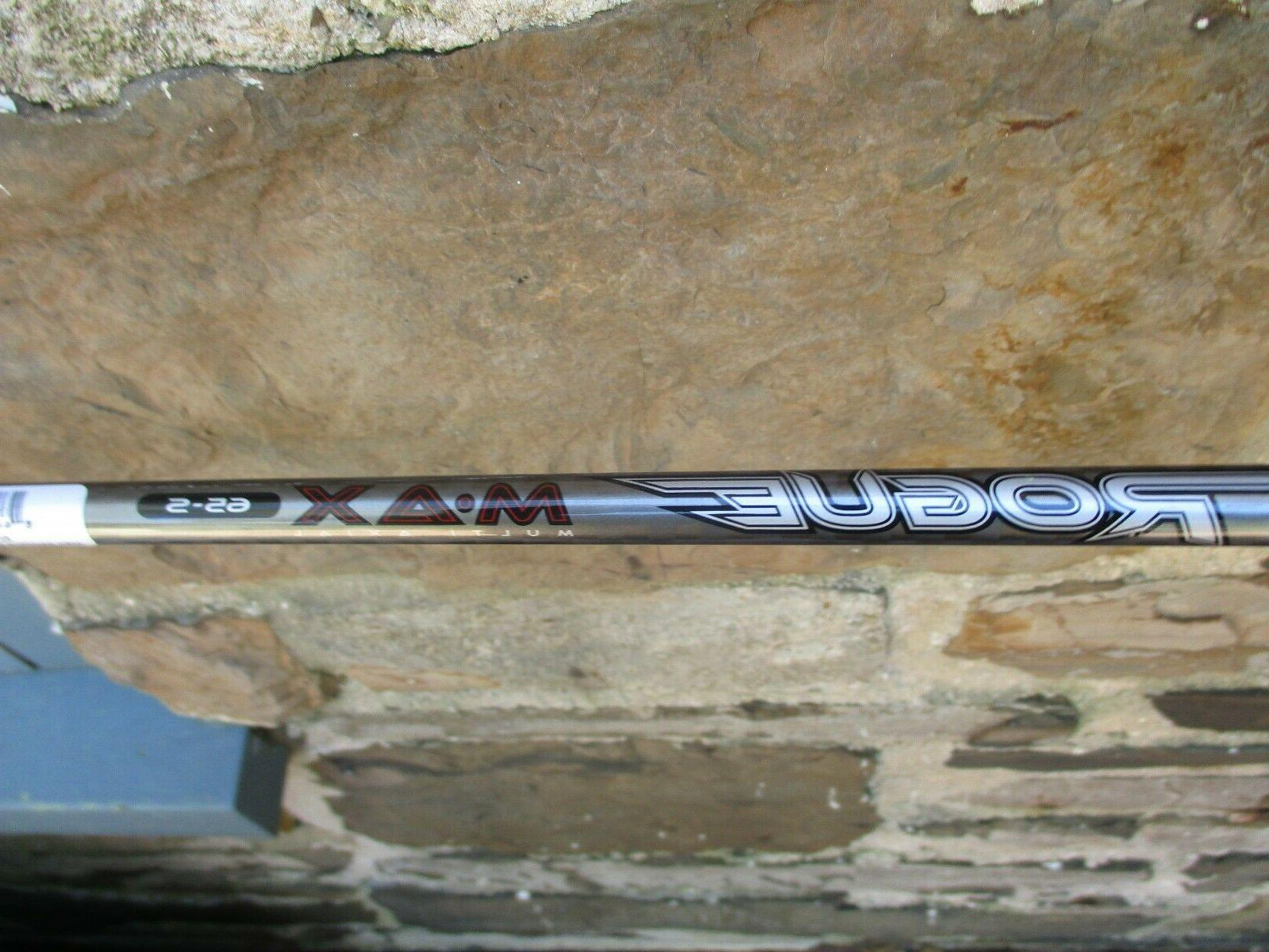 New Tour Edge Exotics EX10 15° 3 Wood Shaft with Headcover