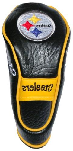 NFL Pittsburgh Steelers Black-Gold Hybrid Headcover