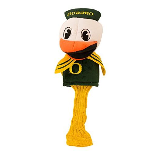 Oregon Ducks Ncaa Mascot Headcover