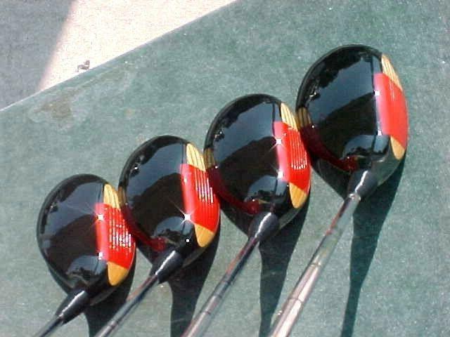 OVERSIZE Ping Eye Golf Clubs Black 5 Tour