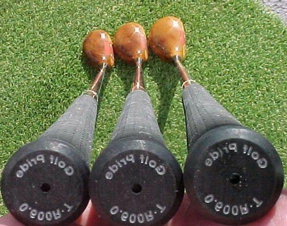 PERSIMMON Clubs Woods Set Driver 3 5 New Golf