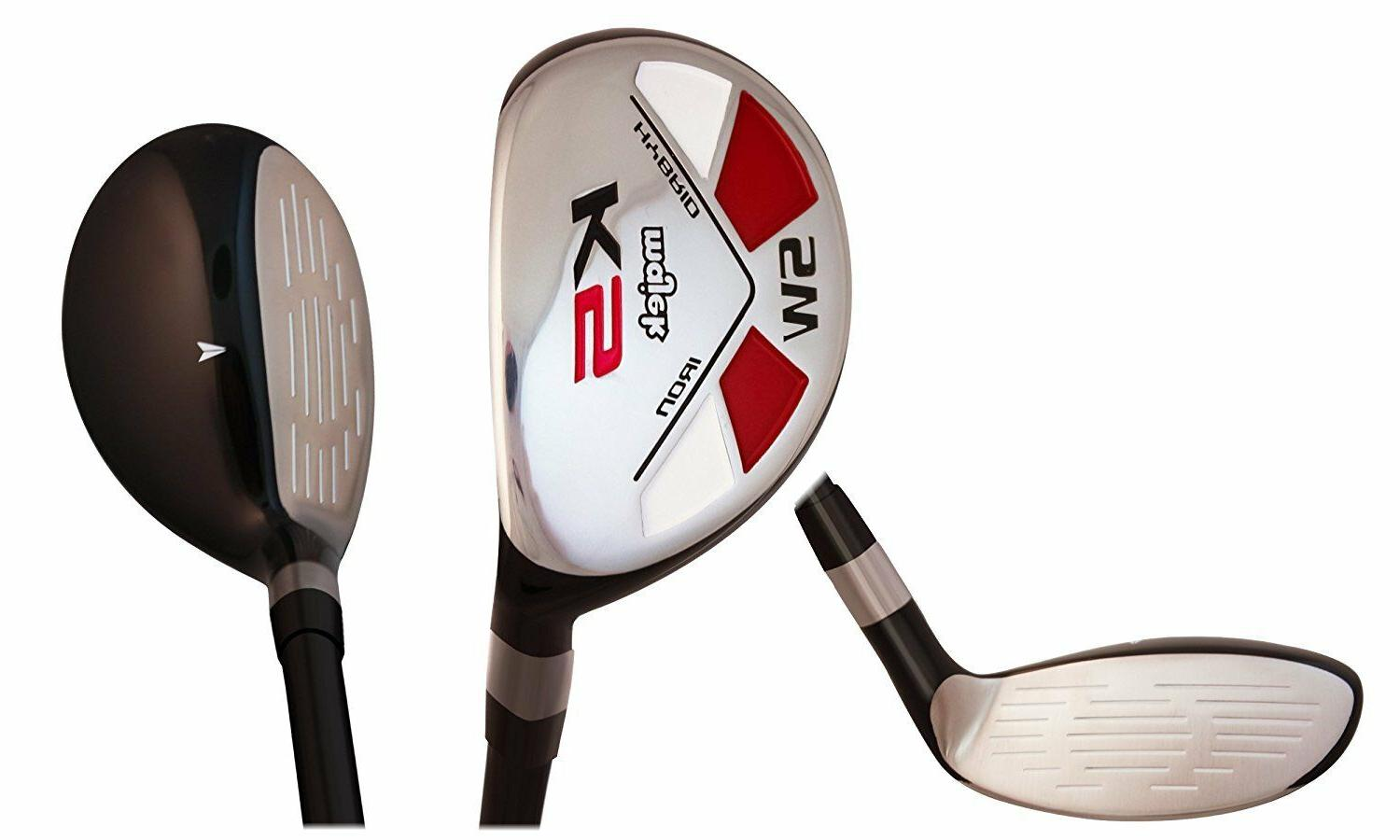Majek Golf All Hybrid SW Senior Flex Right Handed New Rescue