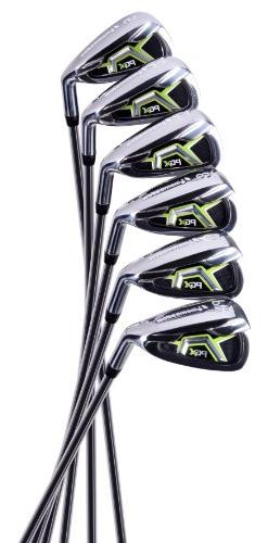 Pinemeadow Men's Set-Driver, 3 5-PW Irons