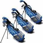 Winfield Junior Force Kids Golf Clubs Set Ages 5 8 Yellow Le