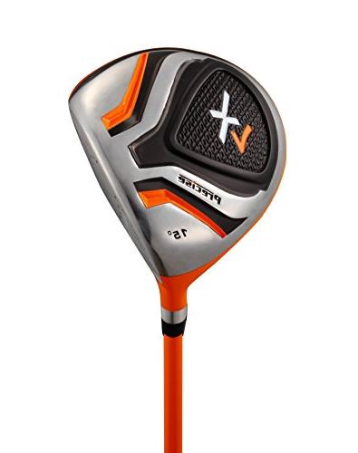 Precise Complete Golf Club Set for Children Age Groups Available - Boys -