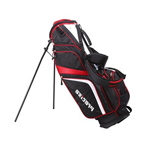 Precise Golf Hybrid, S.S. Sand Stand Bag, 3 - Size!