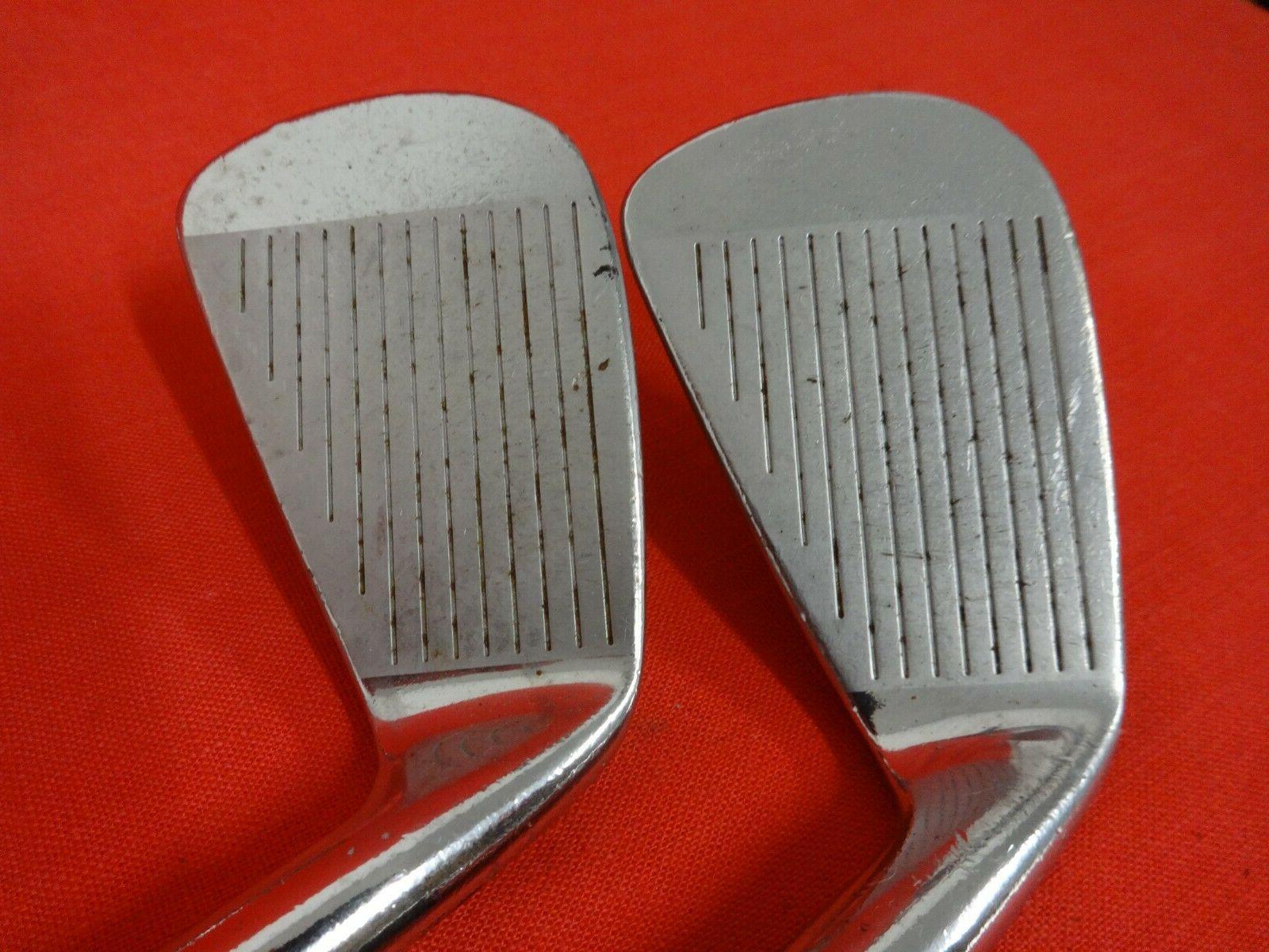 NIKE Combo 3-9 Iron Right Regular Flex Steel