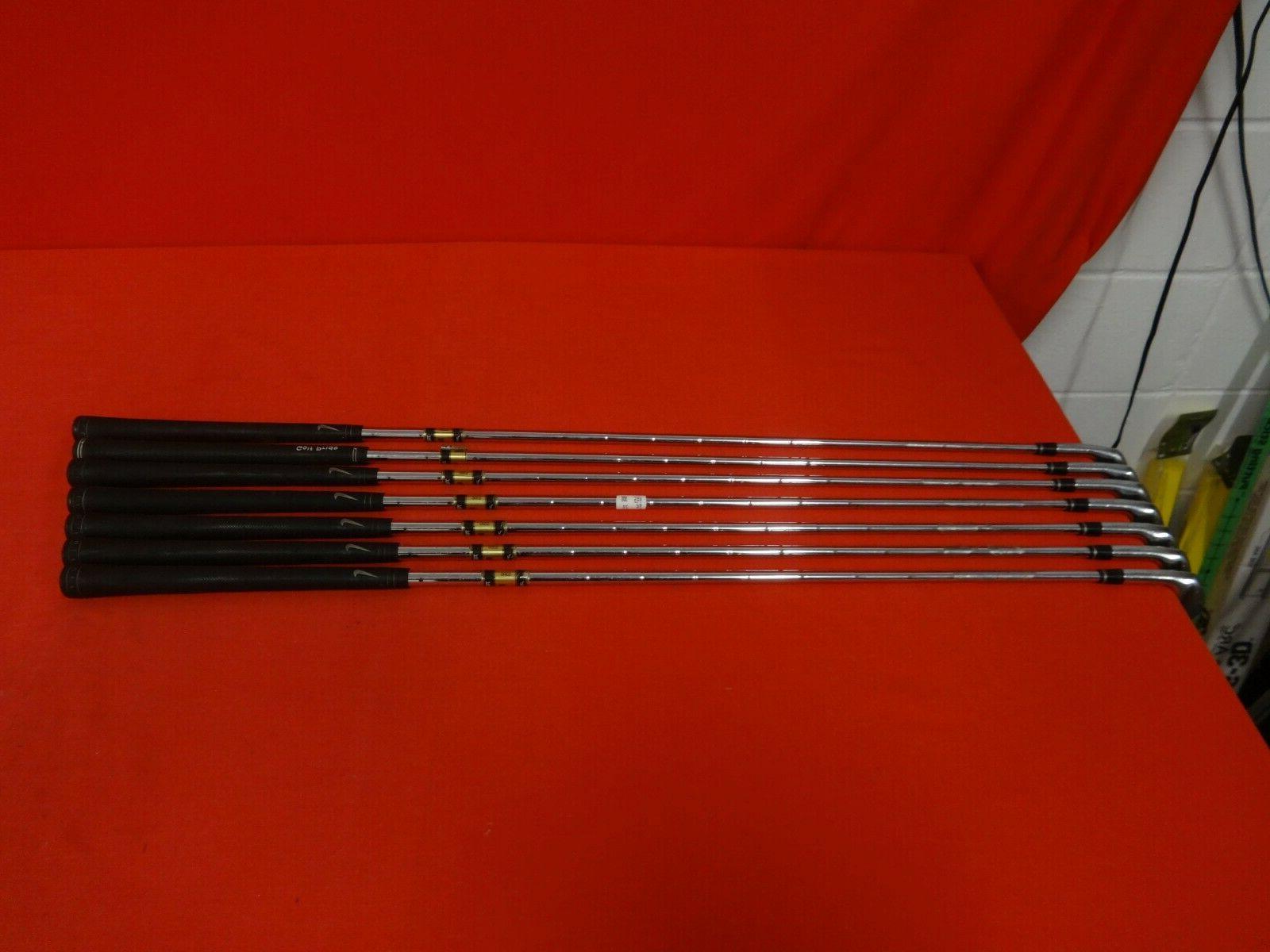 "NIKE Combo 3-PW Iron Set RH Right Handed DG S300 Stiff Steel +1/2"""