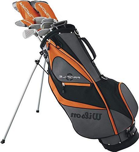 Wilson Profile Golf Complete Set Teen Left Hand