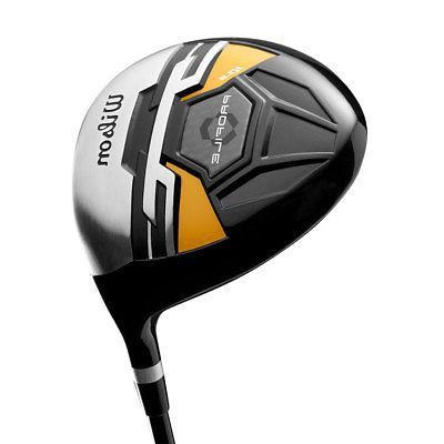Wilson Profile LH Flex Graphite Golf Stand Set,