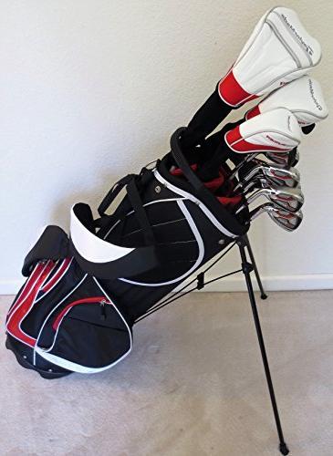 regular flex golf set