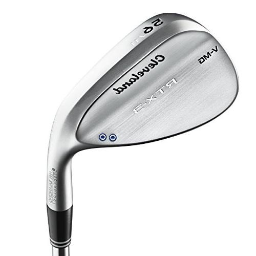 Cleveland Men's Wedge, 64 Degree, Tour Satin