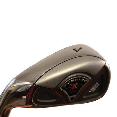 Senior Golf Graphite Iron Fit