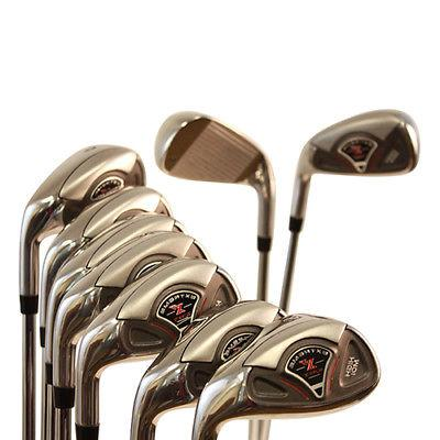 senior made golf clubs graphite mens right