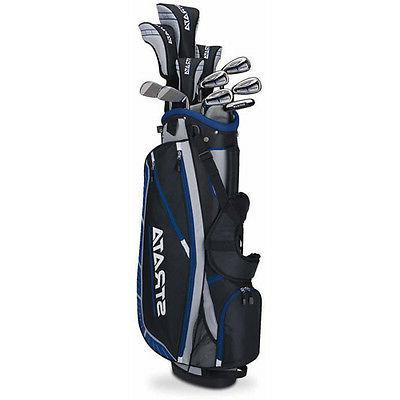 set golf club new men s strata