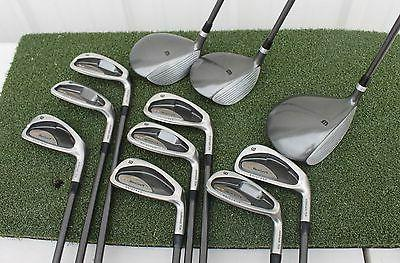 mens pro staff accuracy distance golf clubs