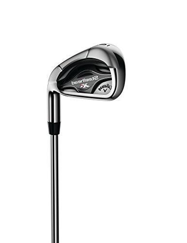 Callaway Golf XR 9 Iron, Steel Regular Flex,