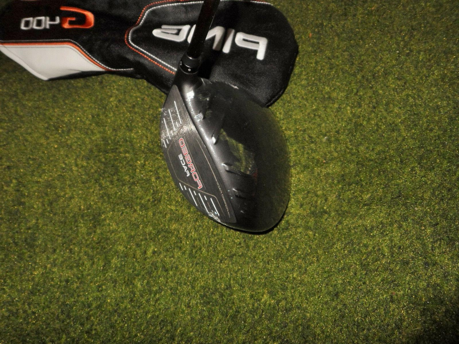 SWEET GOLF CLUB A  PING G400 MAX  10.5* DRIVER WITH A  ALTA