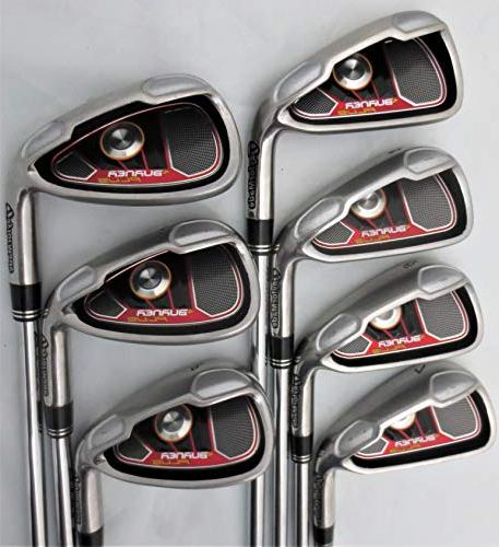 TaylorMade Mens Complete Regular Flex Made