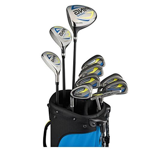 Golf Sets, Left, 13-14 Years