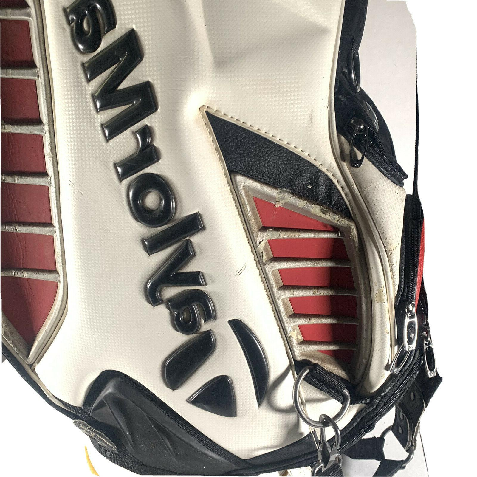 Taylormade Bag-golf clubs golf lot-10, Burner