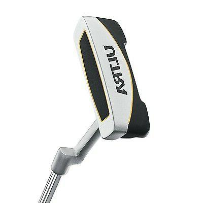 Wilson Ultra Men's 9 Right Golf Stand, Yellow
