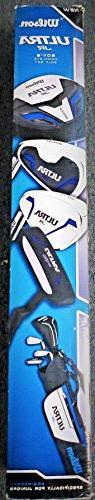 Wilson Ultra Jr Boy's Complete Golf Set, Small Left Hand - G