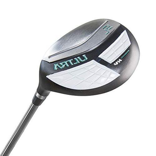 Wilson Ultra Handed Golf Set Gray/Mint