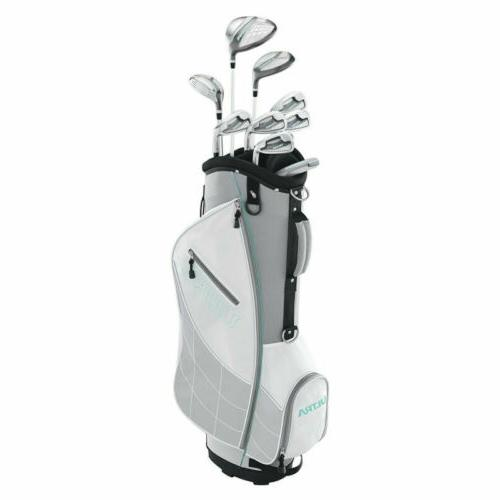 ultra womens right handed complete golf club