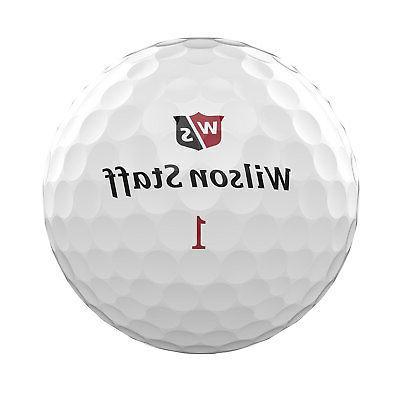 Wilson Club Bag & Balls
