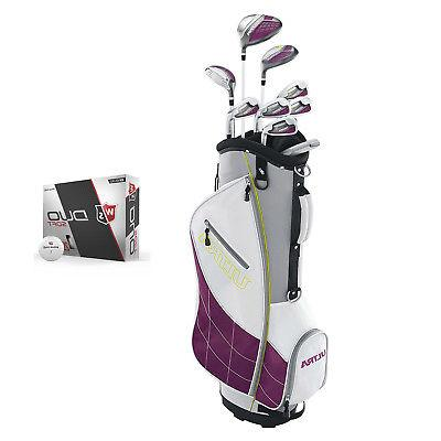 ultra womens right handed super long golf