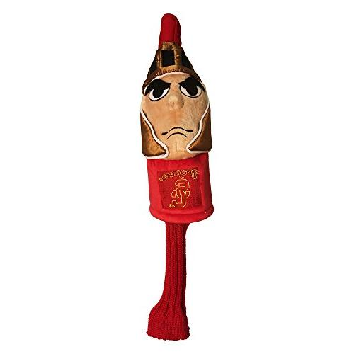 usc trojans ncaa mascot headcover