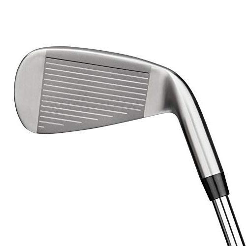 Wilson Velocity HDX Right Hand Stiff Steel Iron 4-PW+SW Golf Club Set