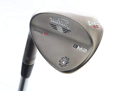 vokey sm6 steel grey wedge