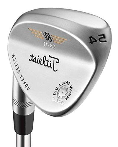 vokey spin milled sm4 chrome
