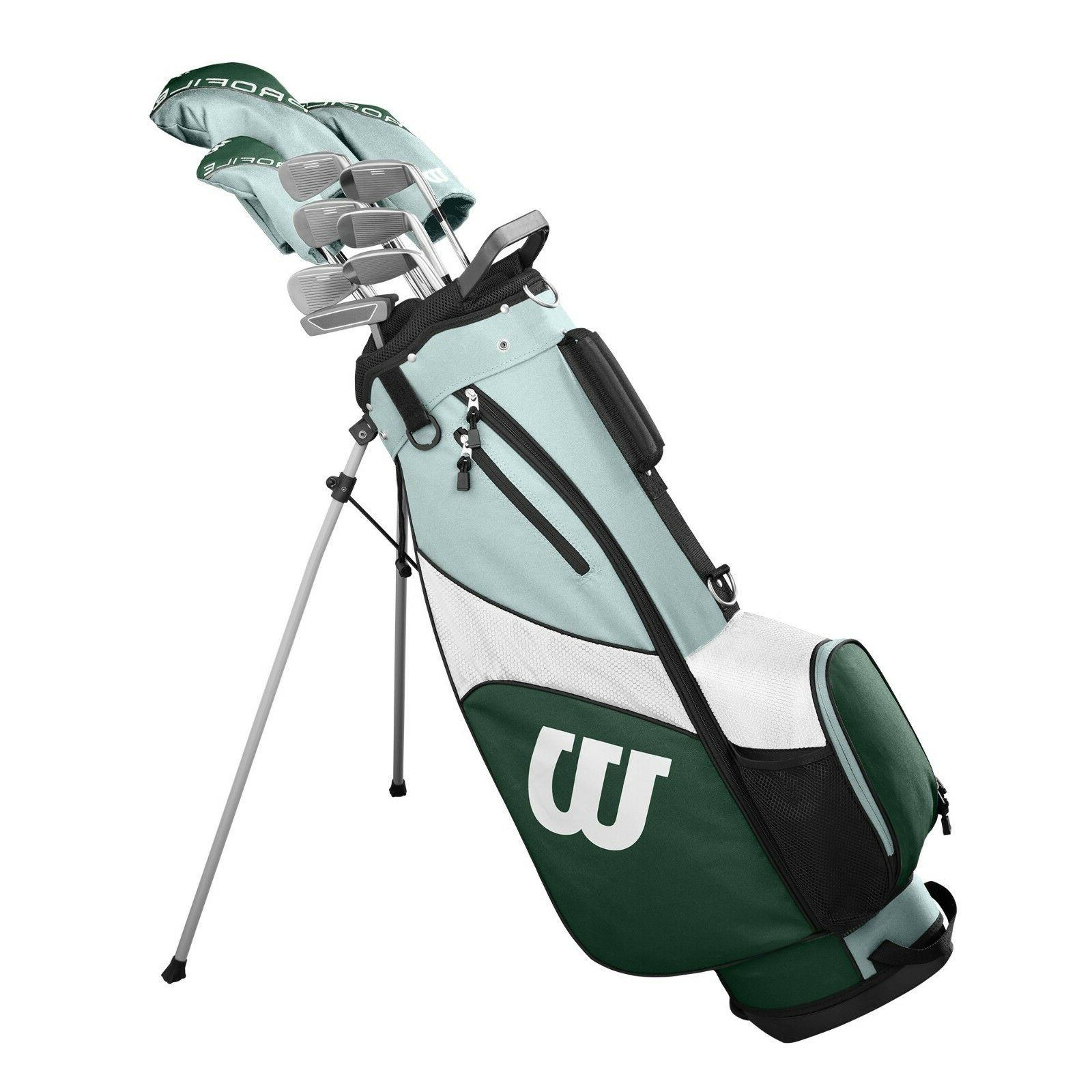 Wilson Golf - New Women's Golf Set 2019