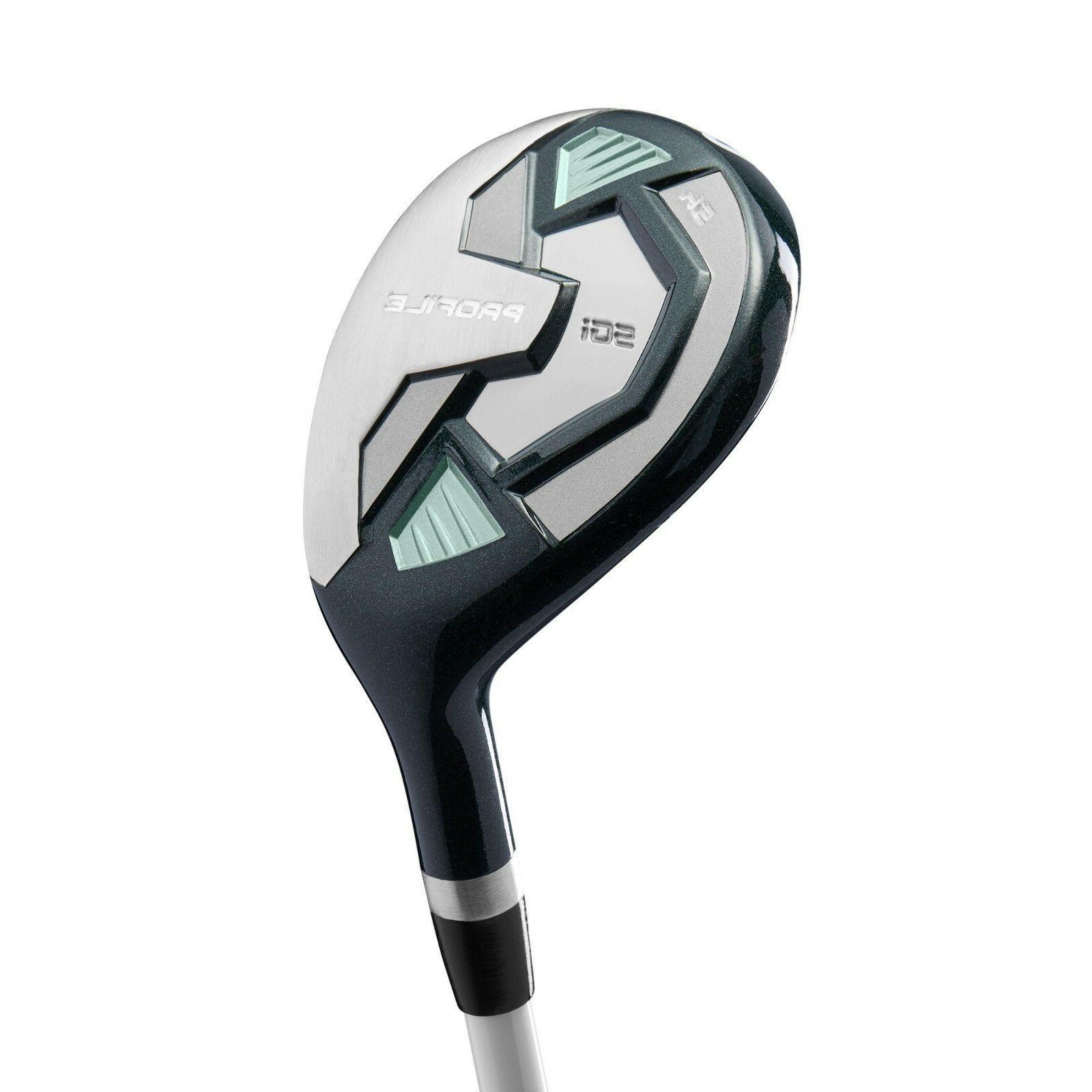 Wilson Golf - Women's SGI Golf Set 2019