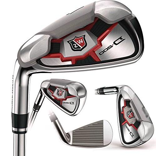 wilson golf staff d200 irons