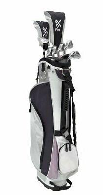 Knight Women's 12 Piece Complete Golf Set (Right Hand, Ladie