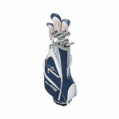 Complete Golf Bag Right Hand Cart New