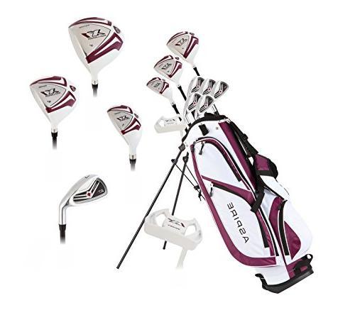 x1 complete golf club set