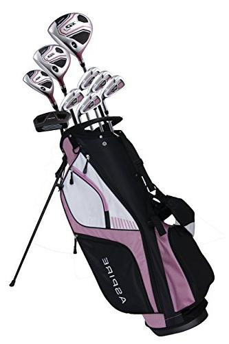 xd1 complete right handed golf